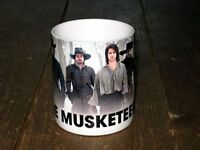 The Musketeers Great New Advertising MUG