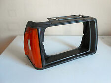 NISSAN SUNNY N10 1978-1982, O/S DRIVERS SIDE HEADLAMP SURROUND & INDICATOR LIGHT