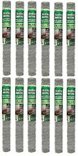 """12 rolls Midwest 308464B 24"""" x 25' 2"""" Poultry Netting Chicken Wire Fence Fencing"""