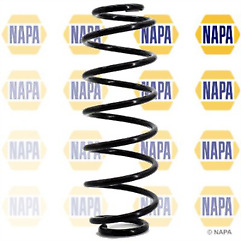 Fits Ford B-Max Petrol & Diesel 12-18 Rear Coil Spring x1  ( non glass roof )