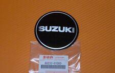 Suzuki Emblem Motordeckel Zündungsdeckel  original Suzuki GS 500  1998-2006