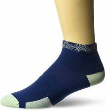 2 Pair Pearl iZUMi Women/'s Elite Low Socks Midnight Navy Phyllite Medium Sz 7-9