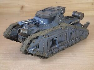 FORGEWORLD DEATH KORP OF KRIEG MALCADOR WELL PAINTED (L)