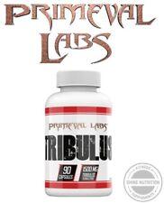 Primeval Labs Tribulus | 1500MG Tribulus Terrestris | 90 Capsules | Free Postage