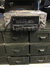 New listing Panasonic All Transistor Car Radio Made in Japan Model Cq-1989