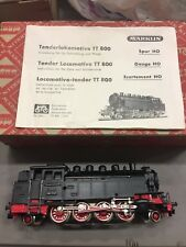 Marklin TT800 ho scale locomotives