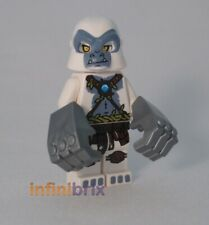 Lego Grizzam Minifigure from sets 70009 + 70110 Legends of Chima NEW loc040