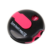 Mini Compact Golf Counter - 1 Touch Reset Clip On Golf Stroke Score Counter