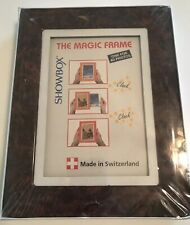 Showbox The Magic Frame View 40 Photos In One Frame, Made In Switzerland NEW