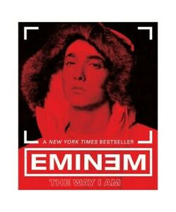 Eminem: The Way I Am by Eminem Book The Cheap Fast Free Post
