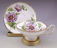 Vintage Taylor & Kent England Tea Cup and Saucer