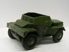 DINKY TOY  #673 Army Scout Car Without Driver