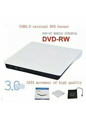 POP-UP Mobile External DVD-RW Drive USB 2.0/3.0. Plug & Play