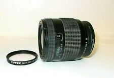 Quantaray AF MX AF 70-210mm F/4.0-5.6 Lens For Minolta A-Mount w/Tiffin Sky 1-A