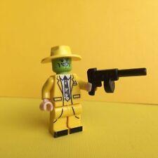 The Mask Movie Jim Carrey  Mini Figure Toy