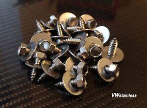 MK1 Golf Stainless Steel Wing Bolt Kit