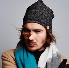 Barts Mütze NORMAN Beanie black Mützen schwarz meliert Beanie ganzjahres Mütze
