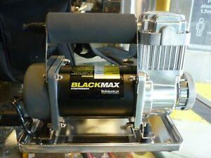 BUSHRANGER 12V BLACK MAX AIR COMPRESSOR 55X12
