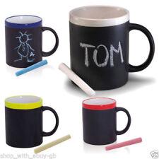 Tazas de café y té
