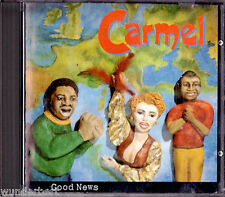 "CD - "" CARMEL - Good News """