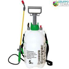 Spruzzatore a Pressione Vaporizzatore Spruzzino Nebulizzatore 5 LT Fascia Spalla