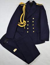 DDR NVA KVP Uniform Offiziere Volksmarine m44 Fantasieeffekten!!!! 1256