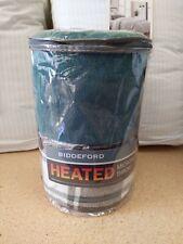 Biddeford Blankets 2061-9052140-500 Microplush Electric Heated Blanket - Blue