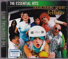 MACHINE GUN FELLATIO - THE ESSENTIAL HITS - CD