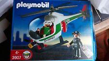 Playmobil Polizei Hubschrauber 3907