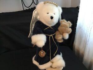 "Boyds Bears Plush Celeste AngelTrust With Hope Limited Edition Angel Trust 17"""