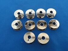 10 Metal Bobbins For Babylock Brother Viking Quilting Machines  55623NS