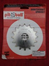 New Pit Bull Countershaft Sprocket / Pb100776-01 / Suzuki