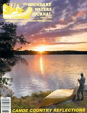 BOUNDARY WATERS JOURNALSPRING 2008