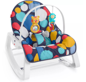 Fisher-Price Infant to Toddler Rocker Chair Convertible Unisex
