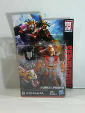 Wreck-Gar: Transformers Generations: Power of the Primes, On Card
