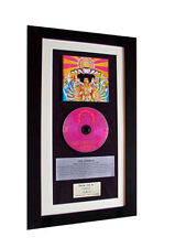 JIMI HENDRIX Axis Bold As Love CLASSIC CD TOP QUALITY FRAMED+EXPRESS GLOBAL SHIP