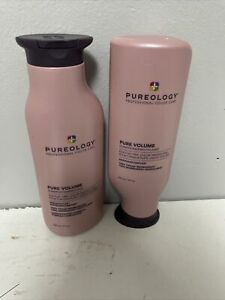 Pureology Pure Volume Shampoo and Conditioner Duo Set (9 oz Each)