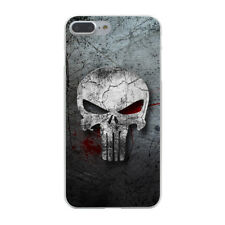The Punisher Marvel Series Spider man Skull Hard Cover Case For iPhone Huawei 1
