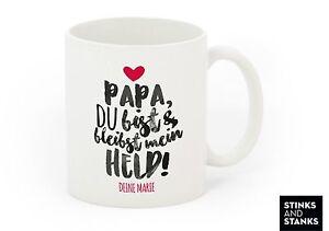 Tasse, Becher, Kaffeetasse, Papa, Held