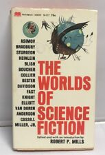 The Worlds of Science Fiction- Robert P Mills Paperback Library Book 1963
