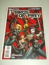 BIRDS OF PREY #1 DC COMICS NEW 52 NM (9.4)