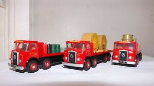 JOB LOT OF 3 EFE 12802 SUTTONS ST HELENS ATKINSON RIGIDS WITH LOADS 1:76 SCALE
