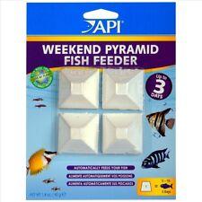API Mini Pyramid Fish Feeder Block - Up to 3 Days