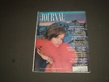 1963 OCTOBER LADIES HOME JOURNAL MAGAZINE - ROMY SCHNEIDER COVER - SP 7038