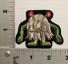 Alien Monster Video Game Vintage Embroidered Patch