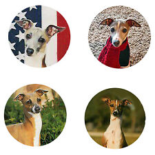 New ListingItalian Greyhound Magnets: 4 Cool Its for your Fridge or Collection-A Great Gift