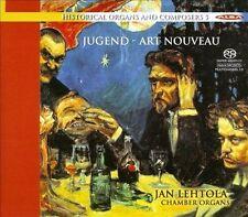 Jan Lehtola JUGEND - ART NOUVEAU, New Music