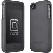Incipio EDGE Hard Shell Slider 2-Part Case for iPhone 4/4S Matte Black NEW BULK
