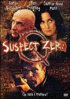 Suspect Zero (2004) DVD Ben Kingsley Aaron Eckhart Carrie-Anne Moss