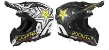 AIROH AVIATOR 2.2 ROCKSTAR  MOTOCROSS HELMET GOLD STAMPED APPROVED